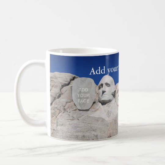 Customisable Mount Rushmore National Memorial… Coffee Mug