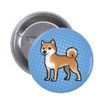 Customisable Pet 6 Cm Round Badge