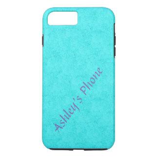 Customisable phone case -- Robin's Egg Blue