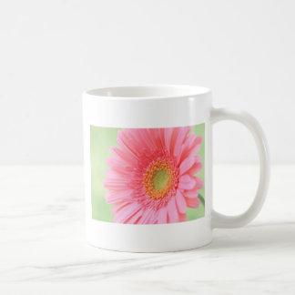 Customisable Pink Gerber Daisy Mug