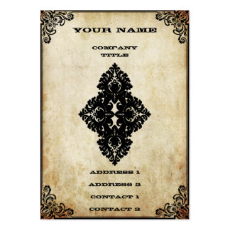 Customisable Playing Card Business Card Template
