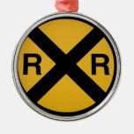 Customisable Railroad Ornament