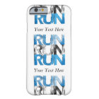 Customisable RUN x 3 Runners Barely There iPhone 6 Case