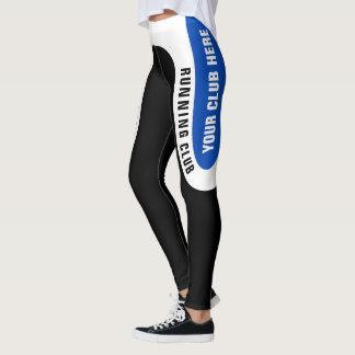 Customisable Running Club Leggings Version 1