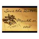 Customisable Save the Date!