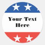 Customisable Sticker