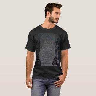 Customisable T-shirt Featuring an Elephant