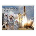 Customisable Teacher Postcard for New School Year