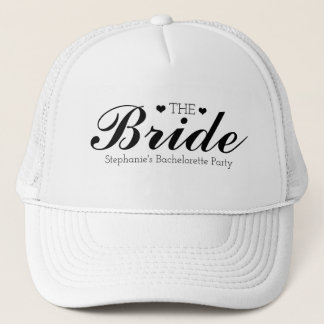 Customisable Team Bride Trucker Hats