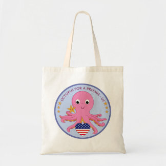 Customisable Tote Bag Octopus For A Preemie US