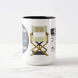Customisable Ultimate Filmmaker's Mug