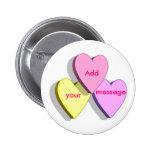 Customisable Valentine Candy Hearts Look Custom