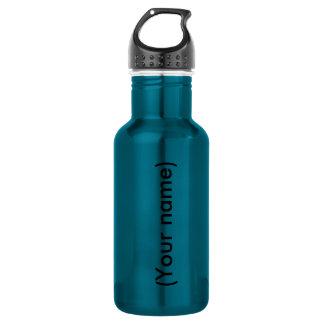 Customisable water bottle
