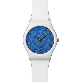 Customisable Water (Psychedelic spirograph) Watch