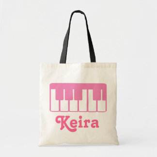 Customise A Piano Music Tote Bag