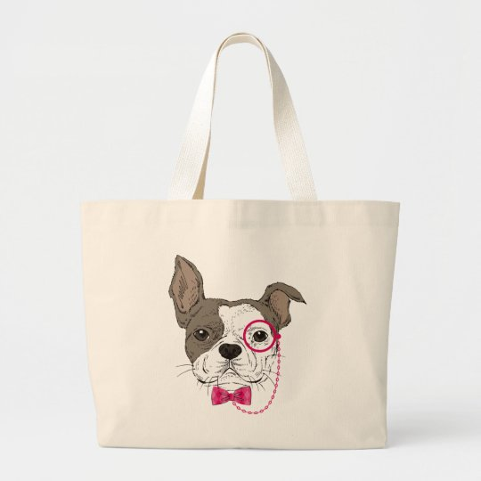 Customise - Add Your Own French Bulldog Tote