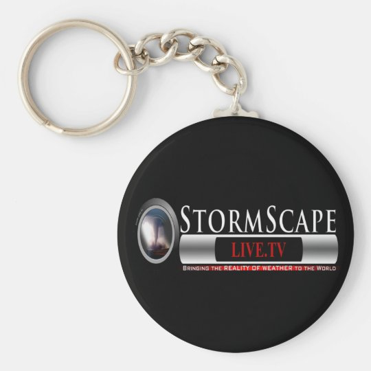 Customise Product Basic Round Button Key Ring