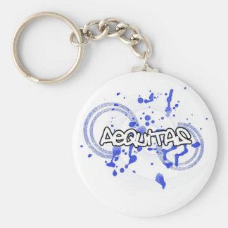 Customise Product Basic Round Button Key Ring