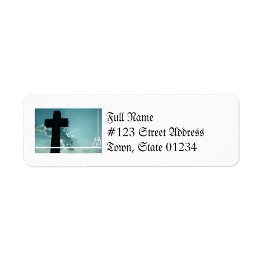 Customise Product - Customised Return Address Label