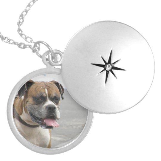 Customise Product Locket Necklace
