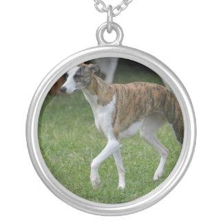 Customise Product Round Pendant Necklace