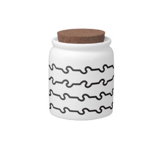 Customise Product Candy Jars