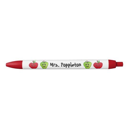 "Customise Your ""Happy Apples Teacher"" Pen"