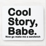 Customise Your Own: Cool Story Bro/Babe