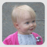 Customise your own sticker with a personal photo o