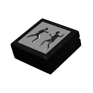 Customiseable Vintage fencing Gifts Gift Box