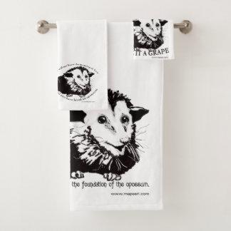 Customised Bathroom Towel Set