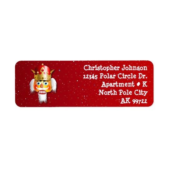 Customised Christmas Nutcracker King