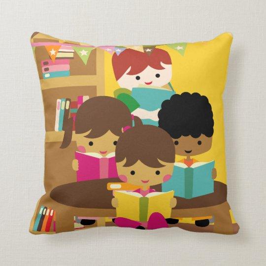 Customised Classroom Pillow