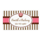 Customised Cupcake  Business Labels