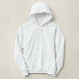 Customised Embroidered Hoodie
