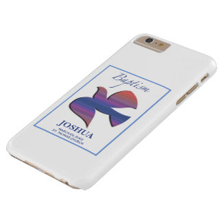 Customizable, Adult Baptism Dove Barely There iPhone 6 Plus Case
