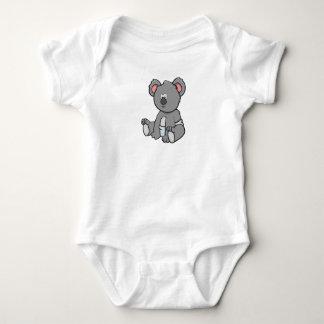 Customizable Baby Koala Baby Bodysuit