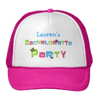 Customizable Bachelorette Party Products Cap