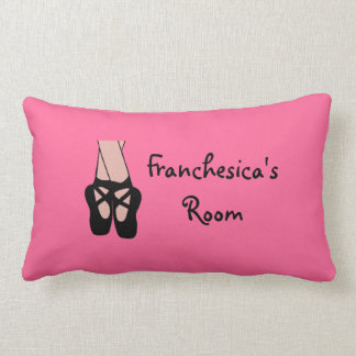 Customizable Ballerina Pillow For Girls