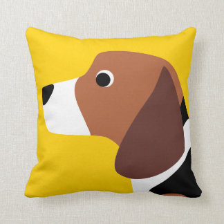 Customizable BEAGLE Pillow