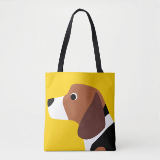 Customizable BEAGLE Tote Bag