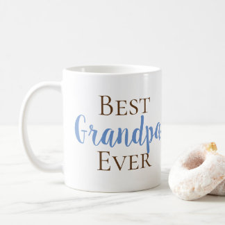 CUSTOMIZABLE Best Grandparent Ever Coffee Mug