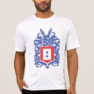 Customizable Blue Ribbons 2 Blue Stars Shirts