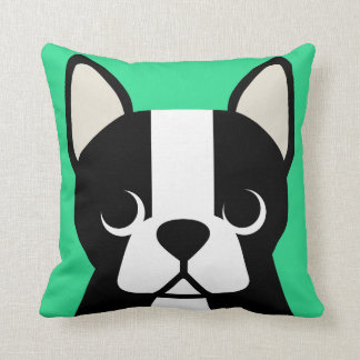 Customizable BOSTON TERRIER Pillow