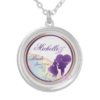 Customizable Brides Keepsake Necklace