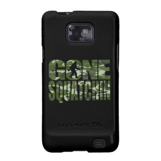 Customizable Camo Gone Squatchin Galaxy SII Covers