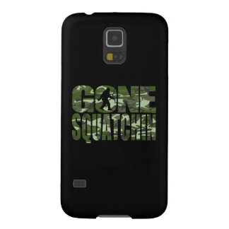 Customizable Camo Gone Squatchin Case For Galaxy S5