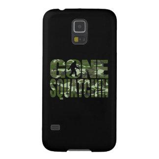 Customizable Camo Gone Squatchin Galaxy Nexus Case