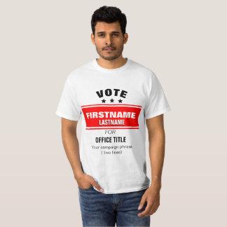 Customizablecampaign Shirt