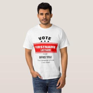 Customizablecampaign Shirt 2
